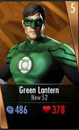 GreenLanternNew52CardiOS
