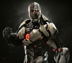 Cyborg Injustice 2