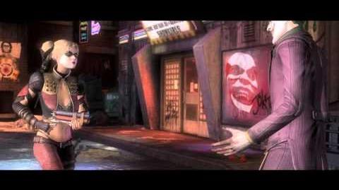 Injustice Gods Among Us - Harley Quinn Trailer-0