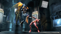 Injustice gameplay screenshot