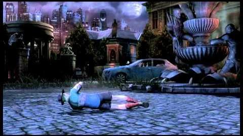 Injustice Batgirl DLC Gameplay Trailer HD-0