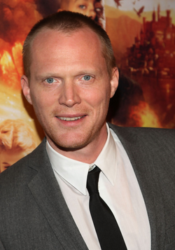 Paul Bettany Inkheart New York Premiere