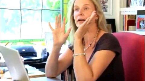Cornelia Funke Interview - Expanded Books