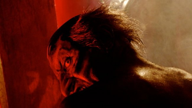 Insidious 2 Demon At The End The Demon inside his lair