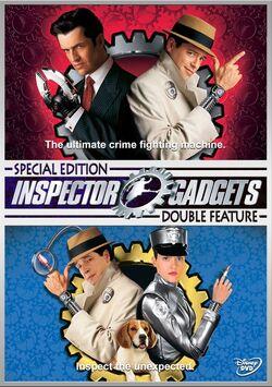 Inspector Gadget Double