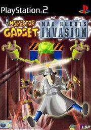 InspectorGadgetMadRobotsInvasionBoxShotPlayStation2
