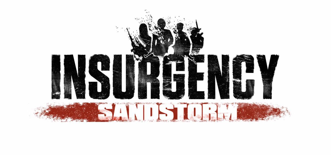 Insurgency Sandstorm logo 2