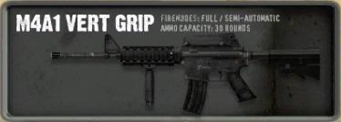 INSMC M4A1 Vertical Grip