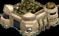 Bunker full