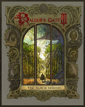 Baldur's Gate III The Black Hound