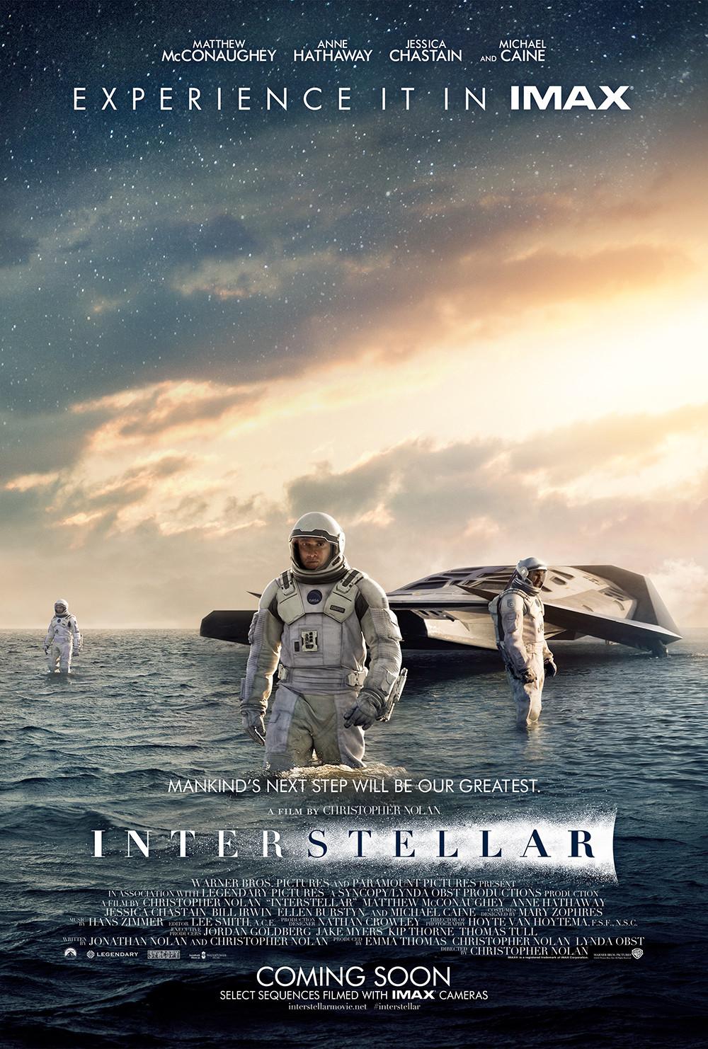 Interstelari Qartulad / ინტერსტელარი (ქართულად) / Interstellar