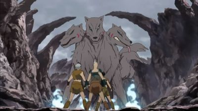 Wolf demon graveyard protector | InuYasha | FANDOM powered ... - photo#19