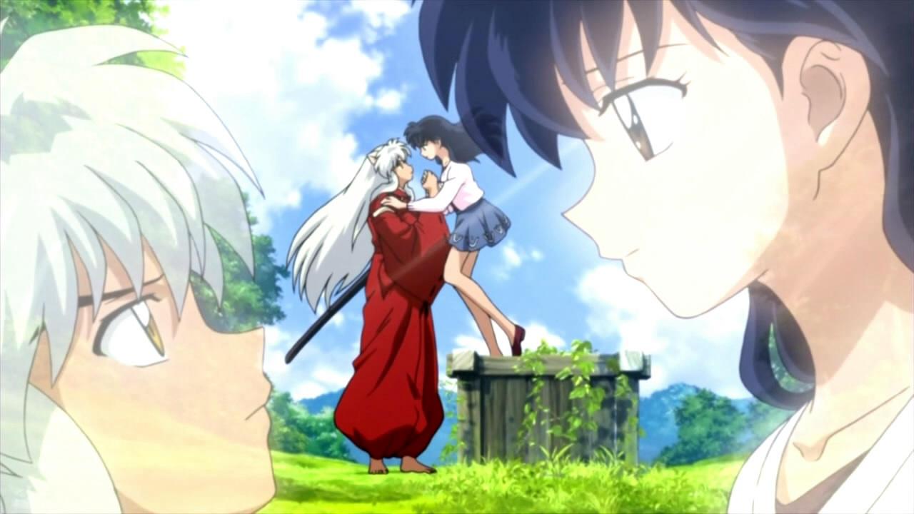 Inuyasha Kagome And Inuyasha Episode 26 (FA) | InuY...