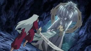 Inuyasha mirror demon