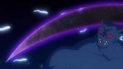 Sesshomaru's First Crescent Meido Zangetsuha