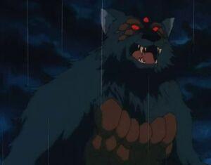 Bear Yokai