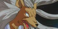 Coyote demon