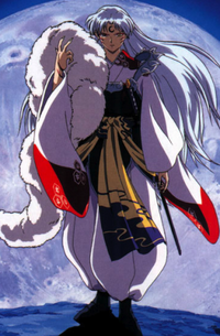 Sesshomaru Full Body Appearance