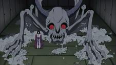 Bone demon father