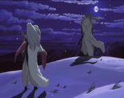 Sesshomaru & Inu No Taisho