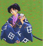 Amari Nobunaga and Hiyoshimaru (manga)