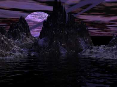 Dark Planet by GaWd3Ss