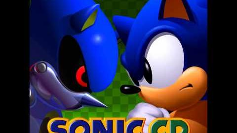 Sonic CD Remastered - Palmtree Panic (Bad Future)