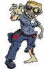 Zombie Officer
