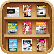 Image - Newsstand icon.png   Apple Wiki   Fandom powered by Wikia