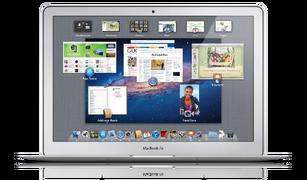 Mission Pad OS X 10.7