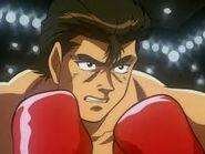 Oda fighting.