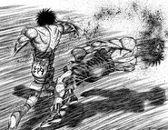 Ippo right hook