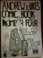Andrew Luke's Comic Book Number Four
