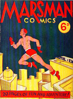 Marsman cover