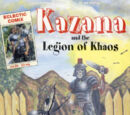 Kazana and the Legion of Khaos