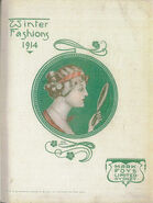 Mark Foy catalogue Winter 1914