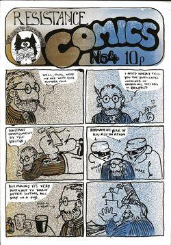 Resistance comics