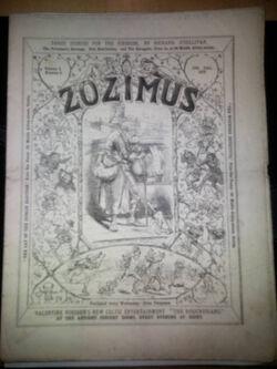 Zozimus