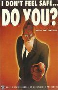 Kent Mansey Promotional Poster