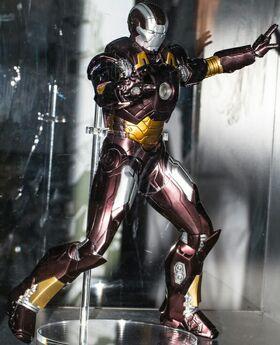Mark XII | Iron Man Wiki | Fandom powered by Wikia