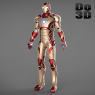 Large iron man 3 suits - mark 42 tony stark mark 39 gemini 3d model 3ds fbx obj max 5b6b72ef-146d-48bf-af9a-0d7696f8dc08