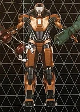 Iron Man Mark 36 Peacemaker Mark 36 in Iron Man