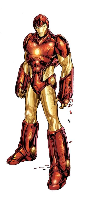 Tony Stark 8