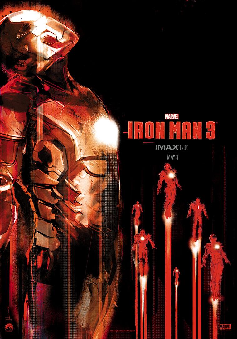 Iron Man 3 Full Body