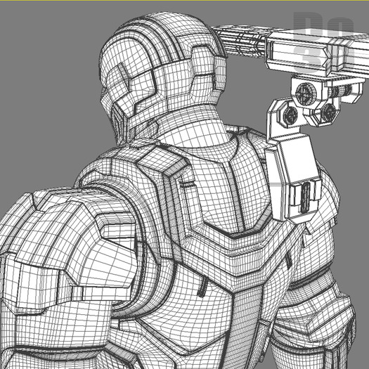 large iron man 3 suits mark 42 patriot mark 17 heartbreaker mark 38 igor armors - Iron Man Coloring Pages Mark