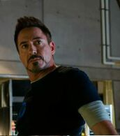 Tony Stark In IM 3 Screenshot