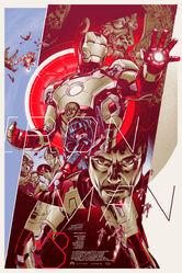 Iron-Man-3 Martin Ansin Variant