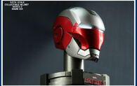 19PCS-LED-The-Avengers-2-Iron-Man-3-Movie-1-5-Scale-Collectible-Helmet-Series-Iron