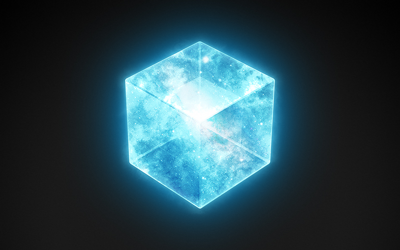 Tesserakt Marvel
