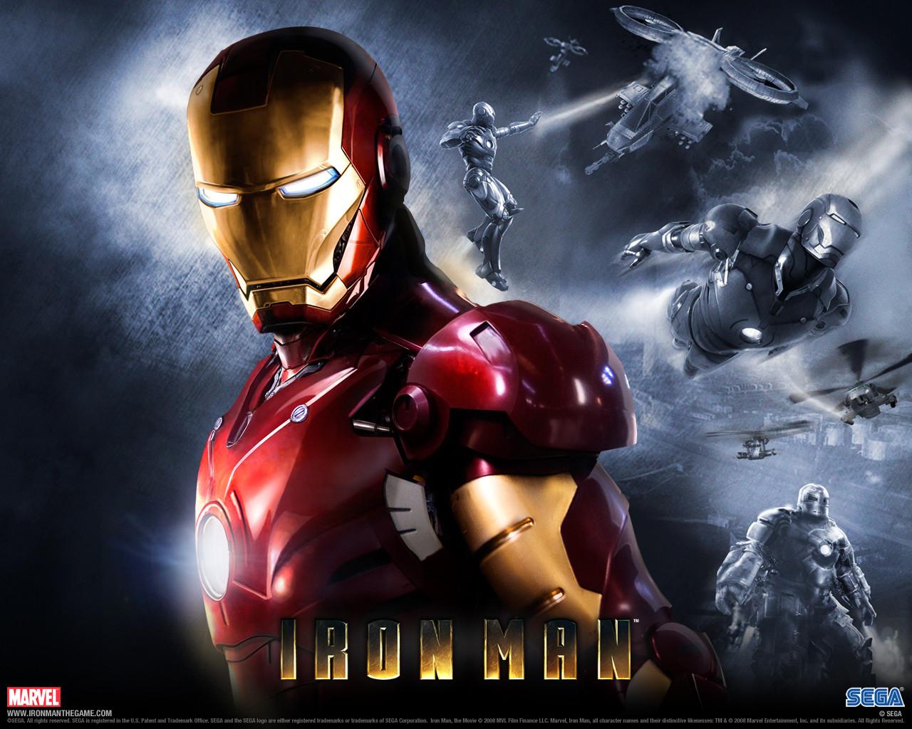 Iron Man Games - Play Iron Man Online Games